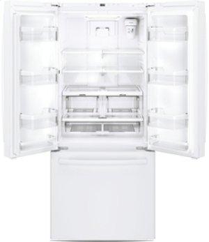 20.8 cu.ft. French Door Bottom-Mount, w/Factory Installed Icemaker