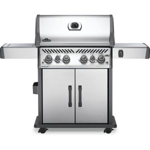 Napoleon BBQRogue SE 525 RSIB Infrared Side & Rear Burners , Stainless Steel , Propane