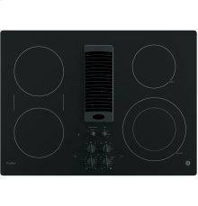 "GE Profile Series 30"" Downdraft Electric Cooktop"