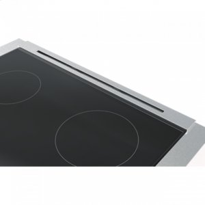"Fulgor Milano30"" Back Guard - Induction Island Trim"