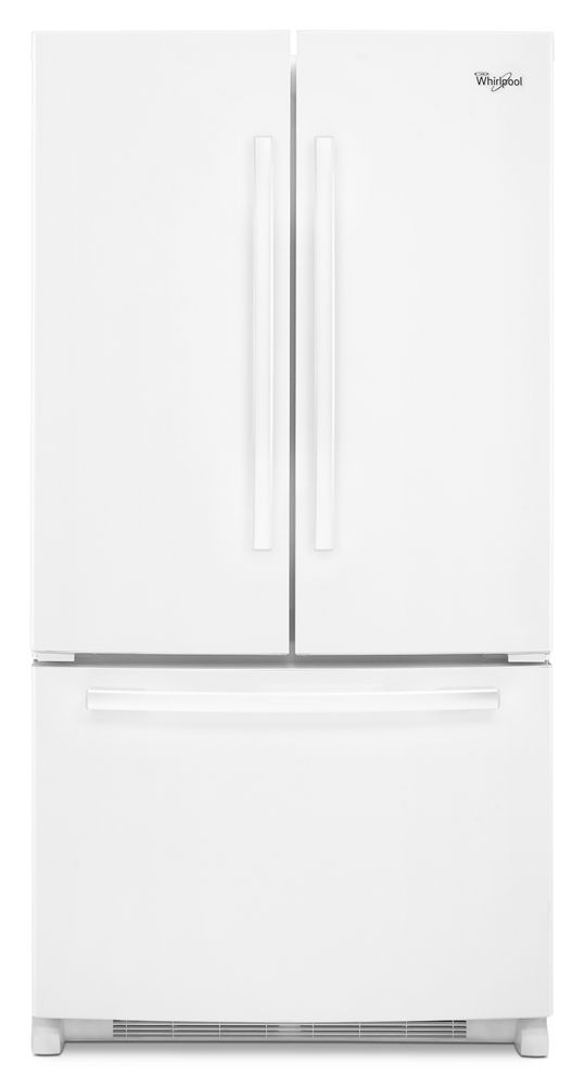 Wrf532smbwwhirlpool 33 Inch Wide French Door Refrigerator With Accu