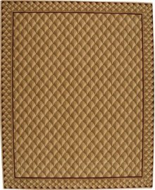 Hard To Find Sizes Vallencierre Va73 Camel Rectangle Rug 2' X 3'
