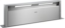 Retractable downdraft ventilation AL 400 721 Stainless Steel Width 47 1/4 '' (120 cm) Air extraction / recirculation