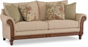 Windward Dart Honey Sofa