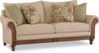 Windward Dart Honey Sofa Product Image