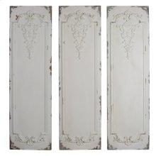 S/3 Alcott Wall Panels
