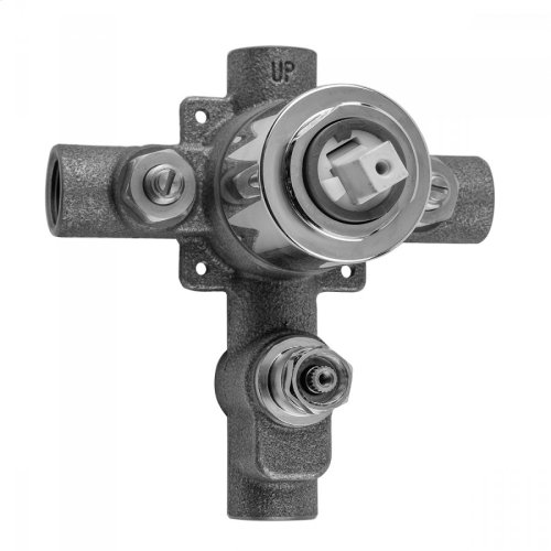 Pressure Balance Valve with Built in Diverter