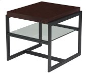 Sherwood Rectangular End Table
