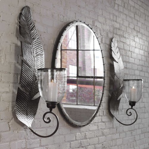 Lallia Candle Sconce