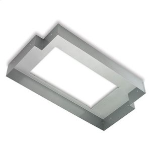 """BroanOptional 30"""" Box Liner in Silver Paint Finish"""