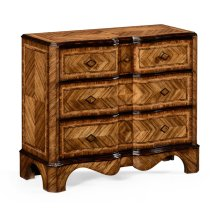 Large Argentinian Walnut Chest of Drawers