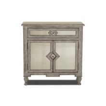 WP-5010-320  Small Credenza Antique Mirrored