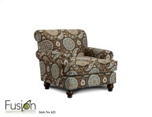 Fusion 622 Artisan Turquoise Accent Chair