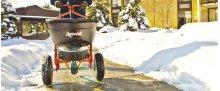 130 lb. Salt Push Spreader - 45-0502