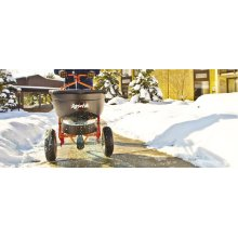 130 lb. Salt Push Spreader - 45-0502