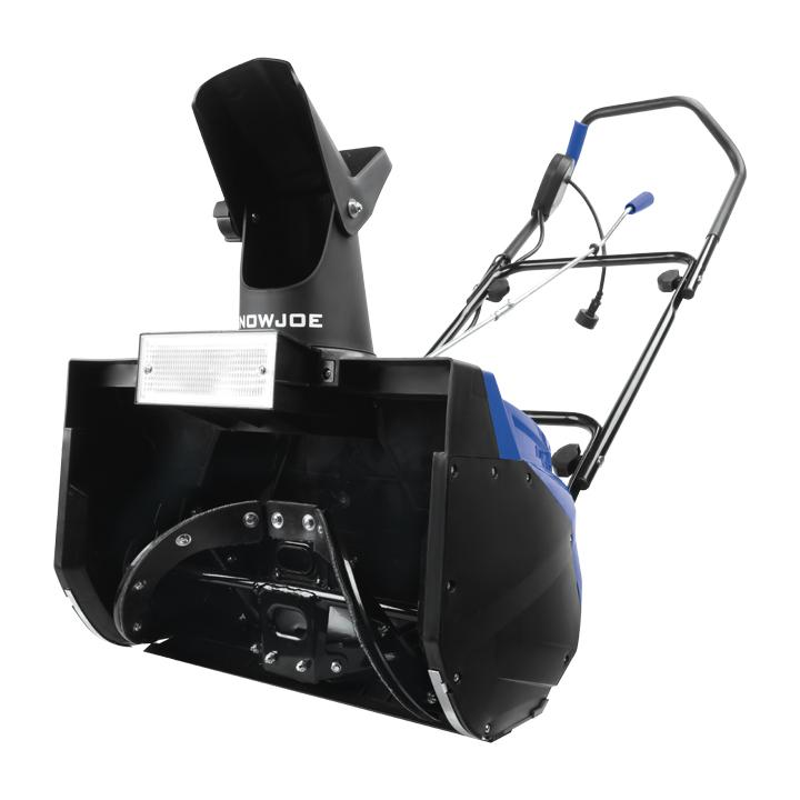 Snow Joe SJ621 Electric Single Stage Snow Thrower  18-Inch  13.5 Amp Motor  Headlights