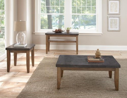 "Debby Bluestone Sofa Table 48""x 18""x 30"""