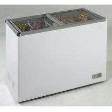Model CF208G - 7.4 CF Chest Freezer with Glass Top