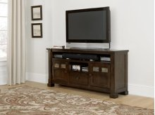 "64"" Console - Mesa Brown Finish"