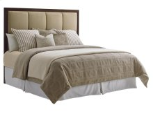 Queen Case Del Mar Upholstered Headboard
