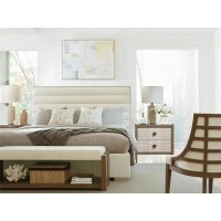 Upholstered Queen Bed Product Image