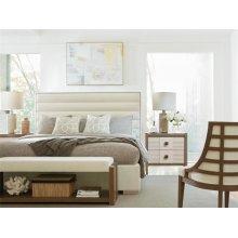 Upholstered Queen Bed