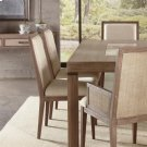 Mirabelle - Cane Upholstered Side Chair - Ecru Finish Product Image