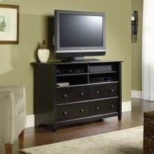 Highboy TV Stand
