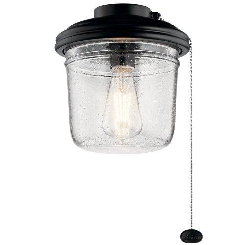 Yorke LED Outdoor Light Kit Satin Black
