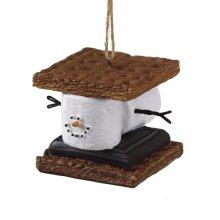 S'mores Sandwich Ornament.