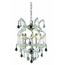 2800 Maria Theresa Collection Hanging Fixture Chrome Finish