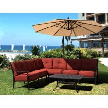 Newport Sectional Middle Armless Chair
