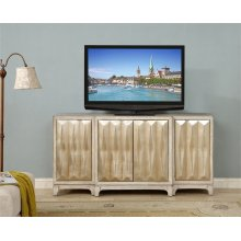 Coast to Coast TV Stand / 4 Door Media Credenza