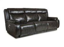 Velocity Double Reclining Sofa with Power Headrest