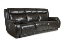 Velocity Double Reclining Sofa with Power Headrest