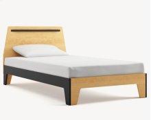 Caramel Single Bed