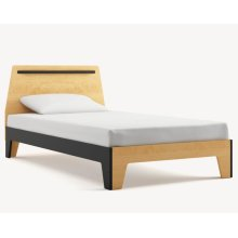 Caramel Single Bed