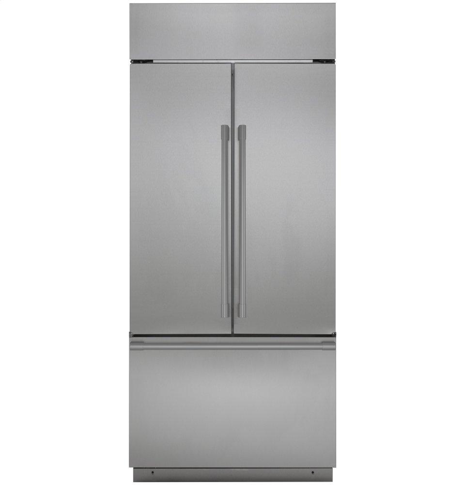 """MonogramMonogram 36"""" Built-In French-Door Refrigerator"""