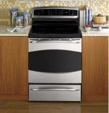 "Floor Display GE Profile™ 30"" Free-Standing Electric Range"