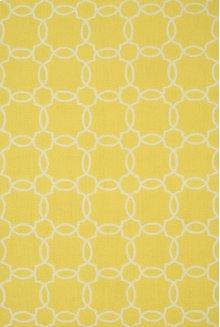 Yellow / Ivory Rug