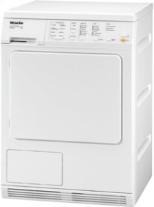 White T8023 C Condenser Dryer - White, Condenser, Large Capacity