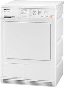 White T8023 C Condenser Dryer - White, Condenser, Large Capacity