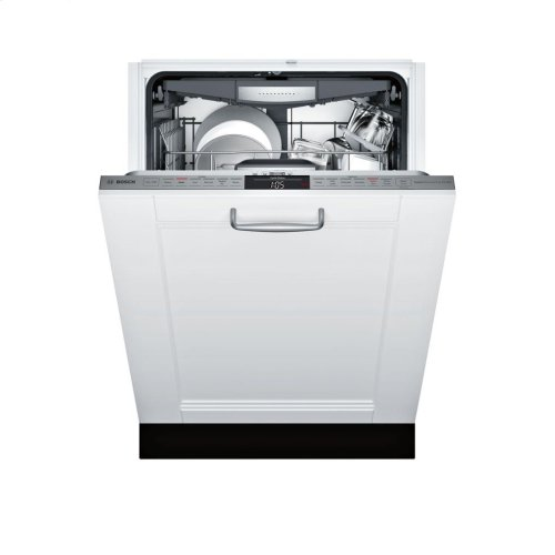 800 Series fully-integrated dishwasher 24'' Stainless steel SHV878WD3N
