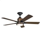 Colerne Collection 52 Inch Colerne Ceiling Fan DBK Product Image