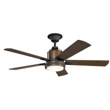 Colerne Collection 52 Inch Colerne Ceiling Fan DBK