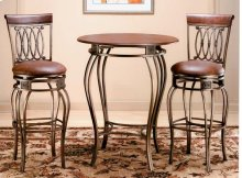 Montello 3pc Pub Set