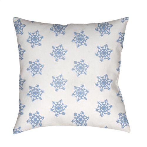 "Snowflakes HDY-097 18"" x 18"""