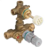 American Standard2-Handle Thermostat w/ Build-in 3-Way Diverter Rough Valve Body