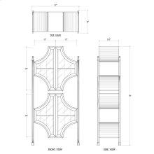 Steampunk Display Cabinet