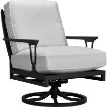 Winterthur Estate Swivel Rocker Lounge Chair - Mesh Back